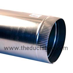 Galvanized Sheet Metal Ducts : theductshop com | HVAC Metal