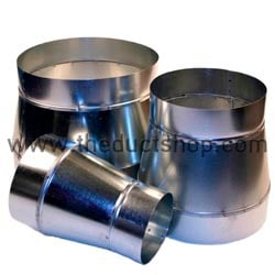 Reducer Ducts