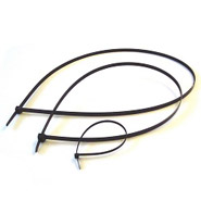 "36"" Draw Bands/Zip Ties (50 Pack)"